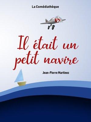 cover image of Il était un petit navire