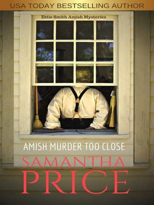 cover image of Amish Murder Too Close