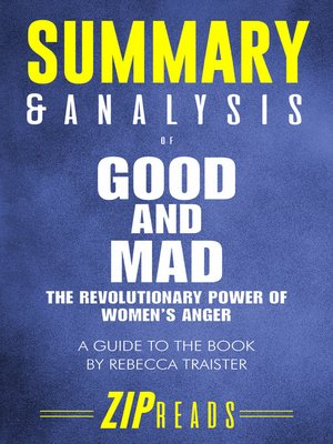 cover image of Summary & Analysis of Good and Mad