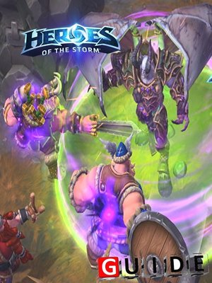 cover image of Heroes of the Storm Complete Tips and Tricks