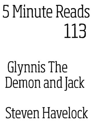 cover image of Glynnis the Demon and Jack