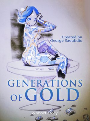 cover image of Generations of Gold