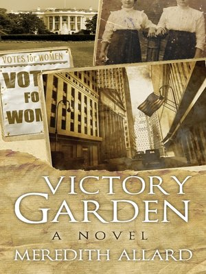 cover image of Victory Garden