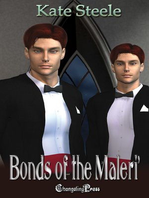 cover image of Bonds of The Maleri', Book 6