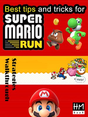 cover image of Best tips and tricks for Super Mario Run
