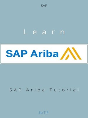 cover image of Learn SAP Ariba