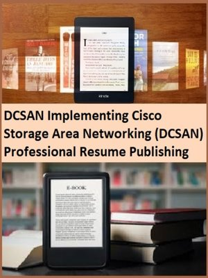cover image of DCSAN Implementing Cisco Storage Area Networking