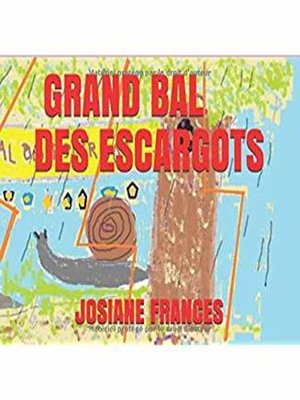 cover image of GRAND BAL DES ESCARGOTS