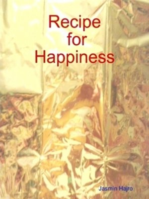 cover image of Recipe for Happiness