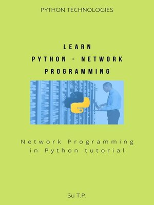 cover image of Learn Python--Network Programming