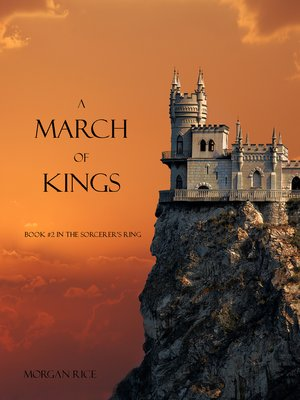cover image of A March of Kings