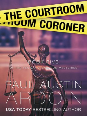 cover image of The Courtroom Coroner