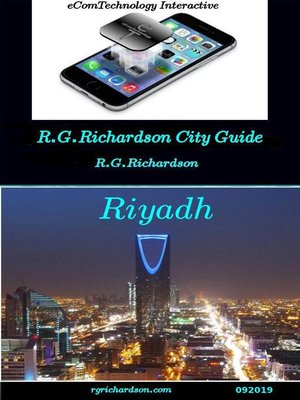 cover image of Riyadh Interactive Guide