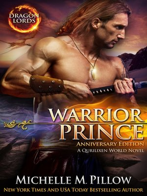 cover image of Warrior Prince