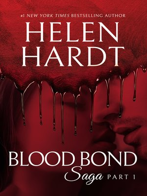 cover image of Blood Bond Saga, Book 1