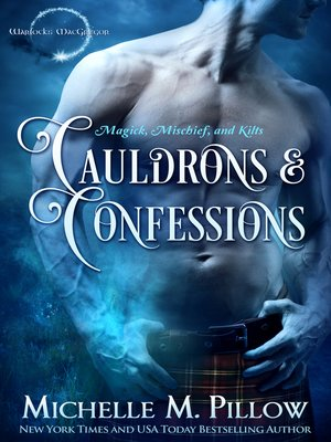 cover image of Cauldrons and Confessions