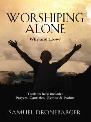 cover image of Worshiping Alone
