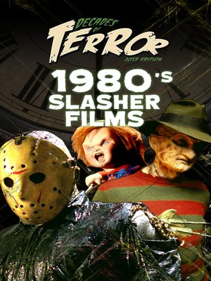 cover image of Decades of Terror 2019