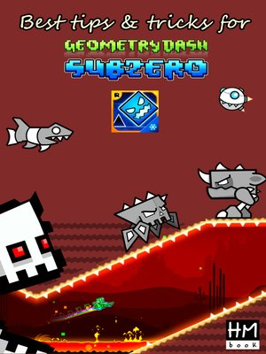 cover image of Best tips & tricks for Geometry Dash SubZero