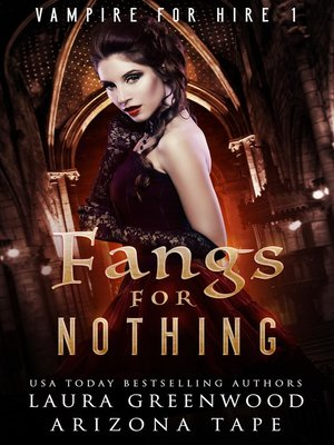 cover image of Fangs For Nothing