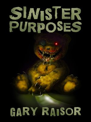 cover image of Sinister Purposes