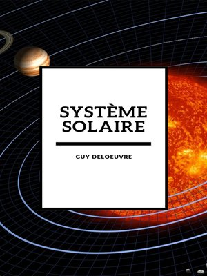 cover image of Système Solaire