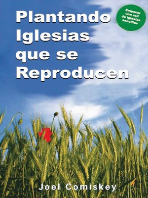 cover image of Plantando iglesias que se reproducen