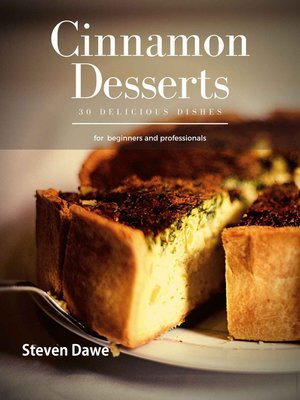 cover image of Cinnamon Desserts