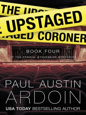 cover image of The Upstaged Coroner