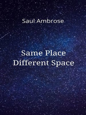 cover image of Same Place Different Space