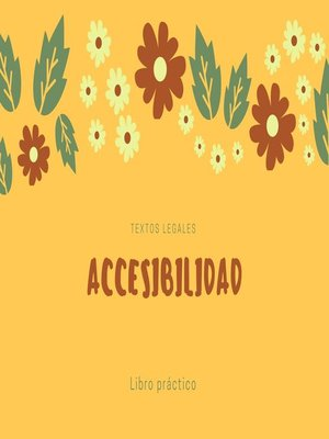 cover image of ACCESIBILIDAD