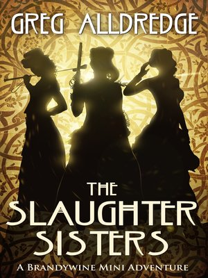cover image of A Slaughter Sisters Adventure #1
