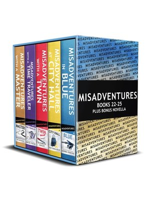 cover image of Misadventures Series Anthology