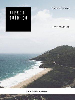 cover image of RIESGO QUÍMICO