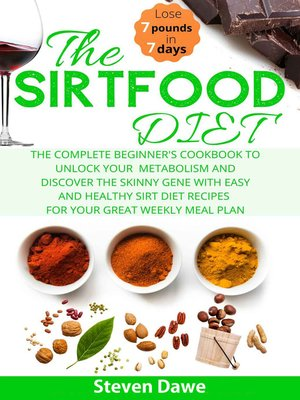 cover image of The Sirtfood Diet