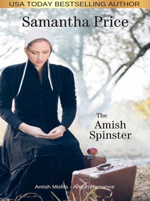 cover image of The Amish Spinster