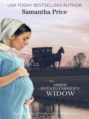 cover image of The Amish Potato Farmer's Widow