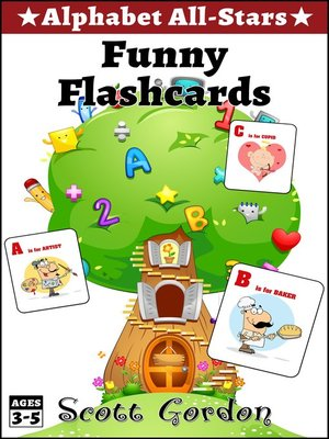 cover image of Funny Flashcards