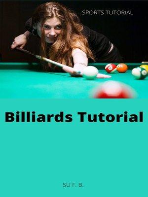 cover image of Billiards Tutorial