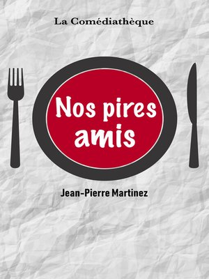 cover image of Nos pires amis