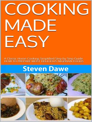 cover image of Cooking Made Easy