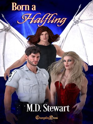cover image of Born a Halfling