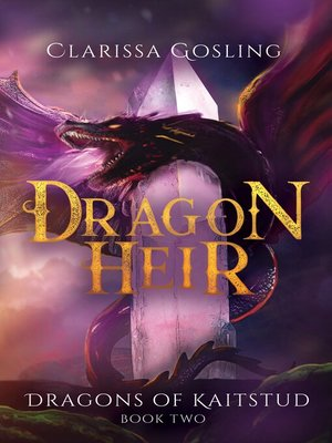cover image of Dragon's Heir