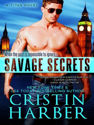 cover image of Savage Secrets