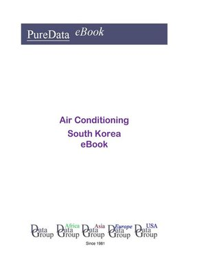 cover image of Air Conditioning in South Korea