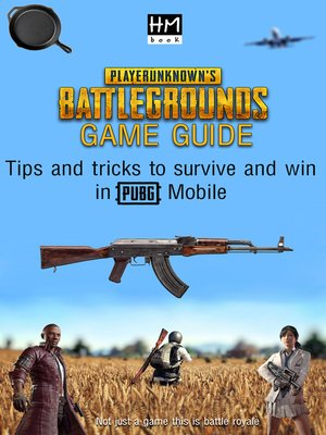 cover image of PlayerUnknown's Battlegrounds Game Guide