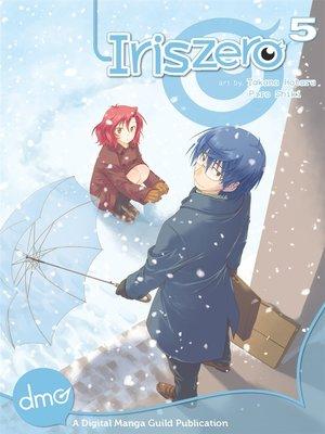 cover image of Iris Zero Volume 5