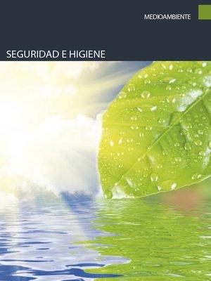 cover image of Seguridad e higiene