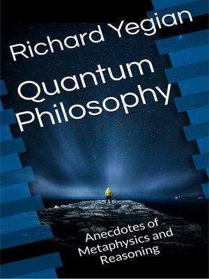 cover image of Quantum Philosophy
