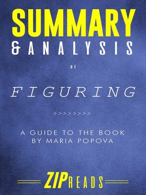 cover image of Summary & Analysis of Figuring
